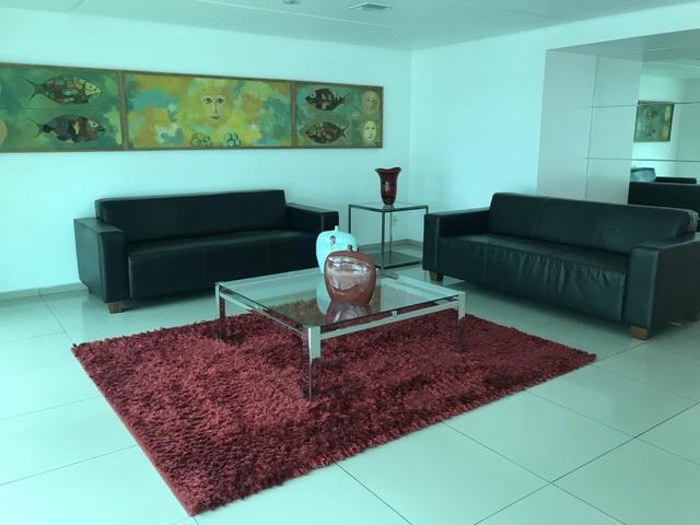 Alugo apartamento mobiliado em Manaira 2 quartos sendo um