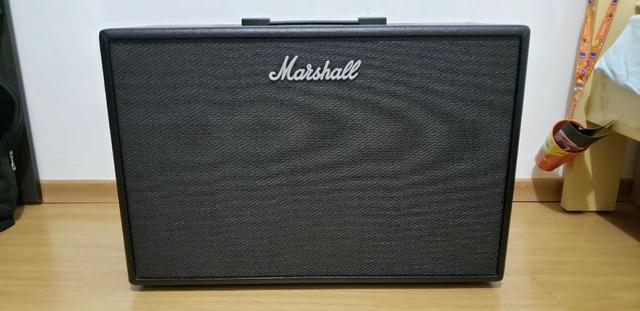 Amplificador Marshall Code 100w *Original* + Pedal Marshall