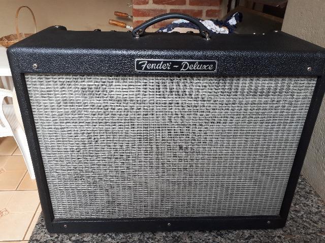 Amplificador fender Rot rod deluxe 40 watts