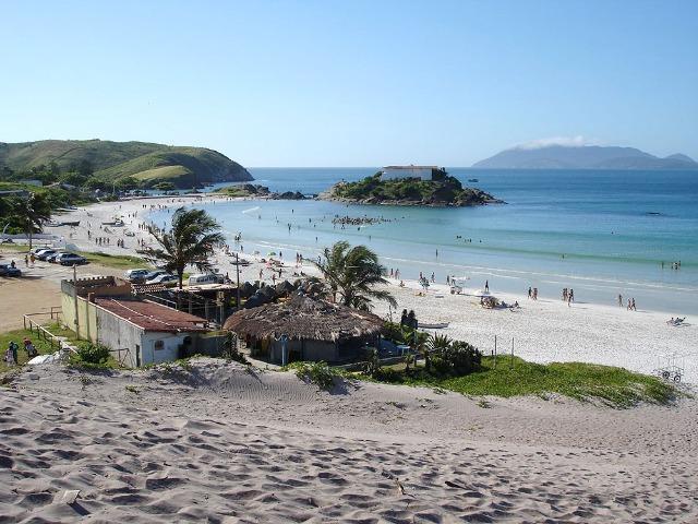 Apartamento Cabo Frio p/Diárias e Temporadas a 300 mts da