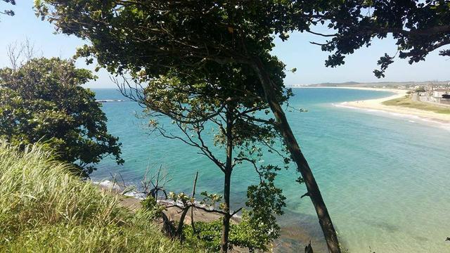 Apartamento em Guarapari de frente para o mar