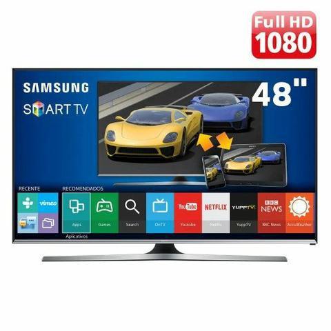 "Smart tv Samsung 48"" led Full hd"