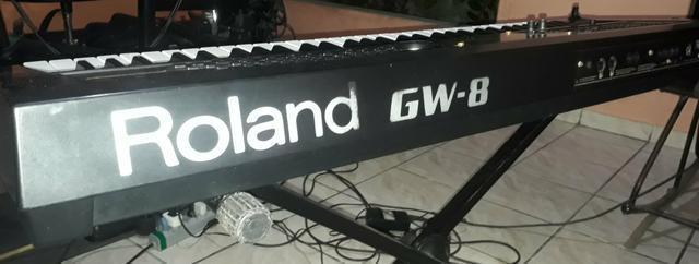 Vendo teclado roland gw8