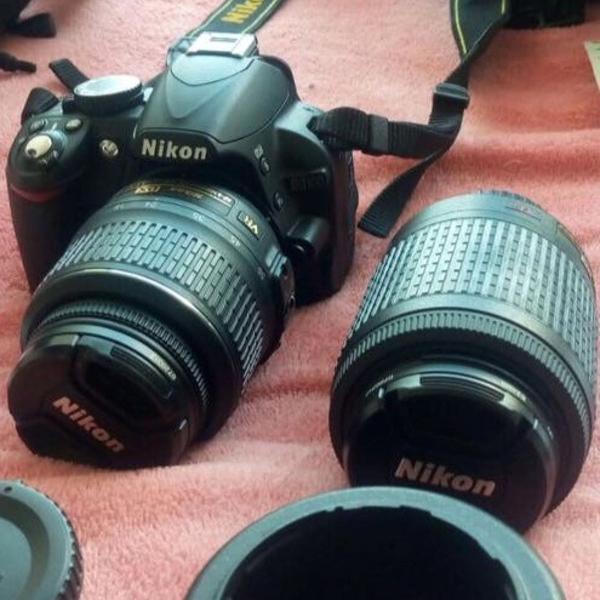 câmera nikon d 3100