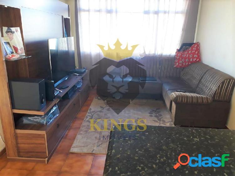 Apartamento 2 dormitórios, 55 m² - Centro São Vicente