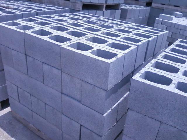 Blocos de concreto Direto da Fabrica