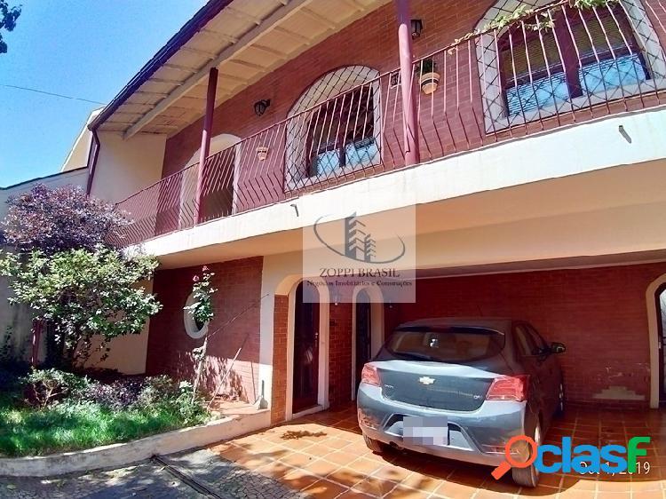 CA867 - Casa à venda em Americana, Jardim Ipiranga, com 350