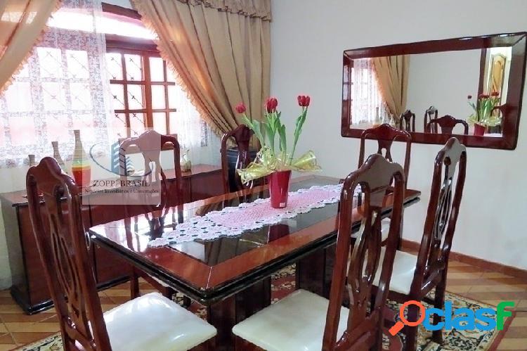 CA868 - Casa à venda em Nova Odessa, Bela Vista, com