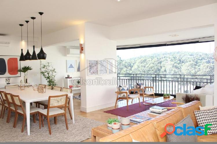 Lindo apartamento para locação, 3 suítes