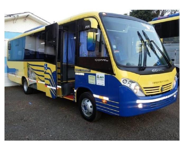 Micro Onibus Comil Executivo Cód.6091 ano 2014