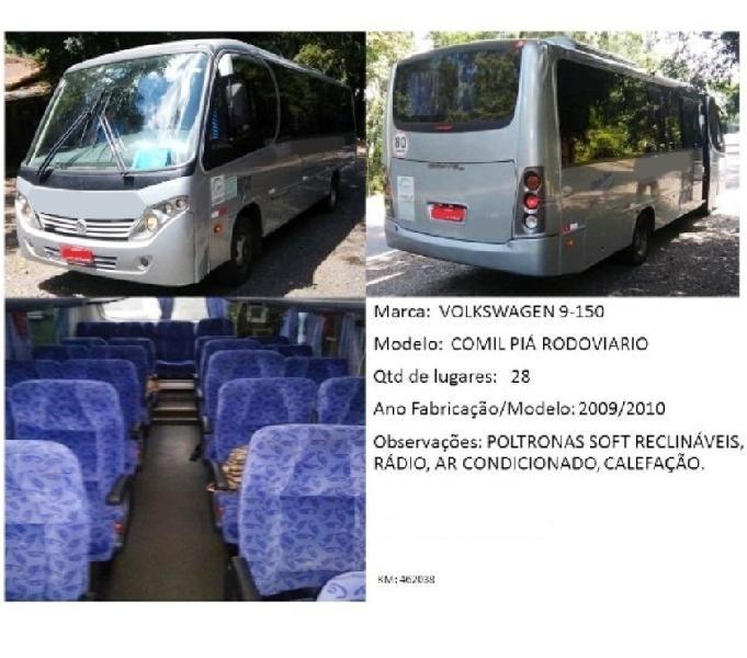 Micro onibus Comil Piá Cód.6089 ano 2010