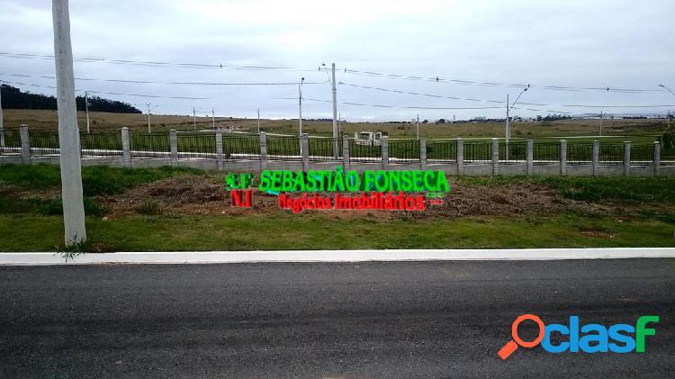 Terreno - lote de 293 m² - Condomínio Aruanã - Floresta