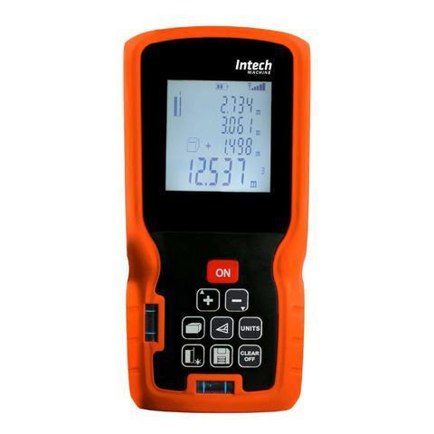 Trena a laser Digital de Precisão 30m 7 Funções Exata30