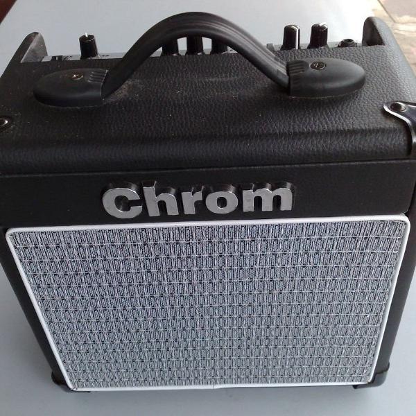 amplificador chrom gr 180r deluxe