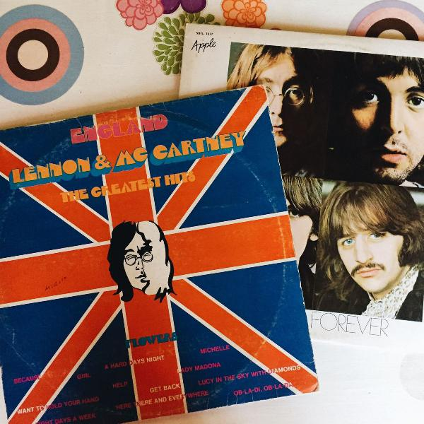 the beatles (2 discos)