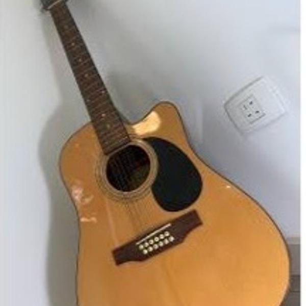 violão elétrico condor - 12 cordas dc70-12 nat