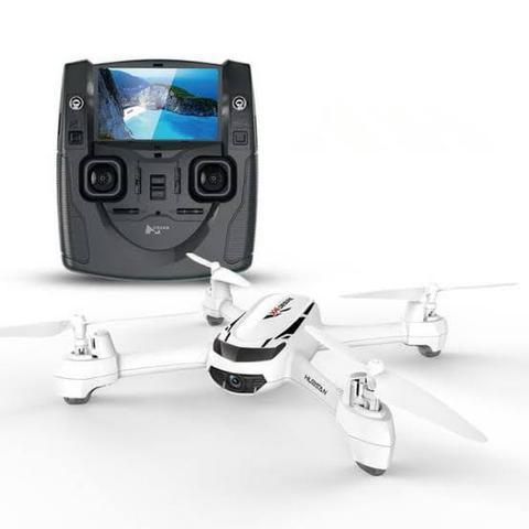 Drone Hubsan H502s Controle com Tela FPV - GPS -Novo