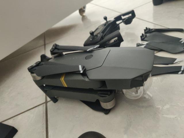 Drone Mavic (Combo Fly More)