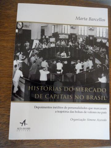 Histórias do Mercado de Capitais no Brasil - novo