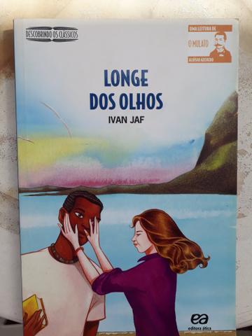 Livro Longe dos Olhos de Ivan Jaf