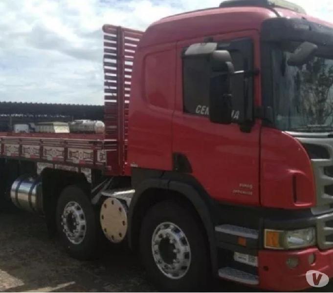 Scania p310 Bitruck 8x4 2018 impecável