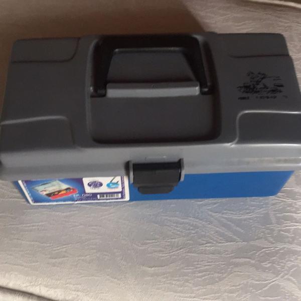 caixa para material de pesca
