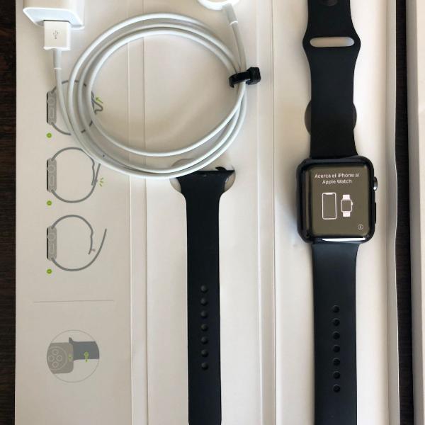 Apple Watch Series 3 + GPS Caixa de 42mm - NOVO, nunca