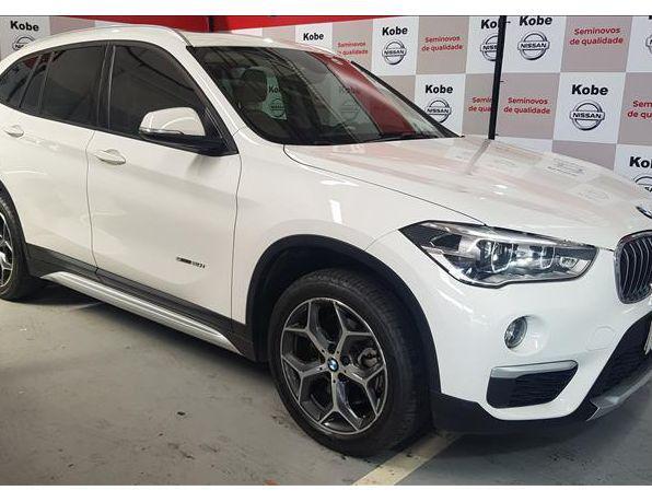 BMW X1 SDRIVE 20i 2.0/2.0 TB Acti.Flex Aut. Flex - Gasolina