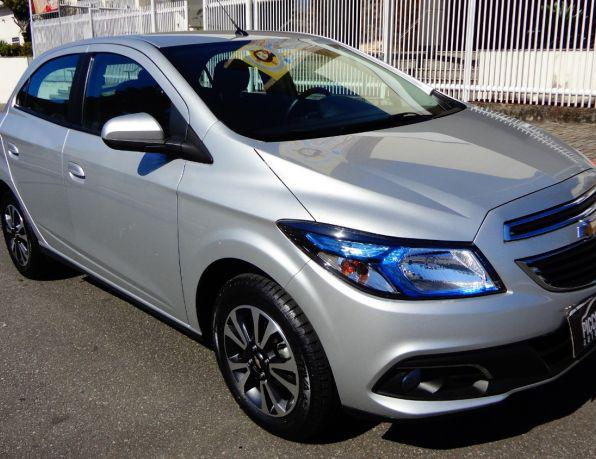CHEVROLET ONIX HATCH LTZ 1.4 8V FlexPower 5p Aut. Flex -