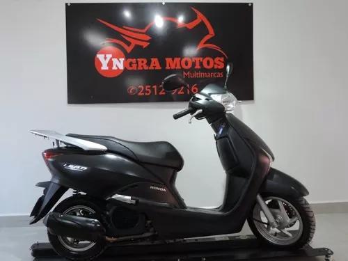 Honda Lead 110 2012 Novinha
