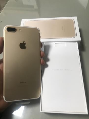 IPhone 7 PLUS 32GB GOLD / Ótimo Estado