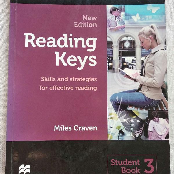 Livro Didático Reading Keys - Macmillan