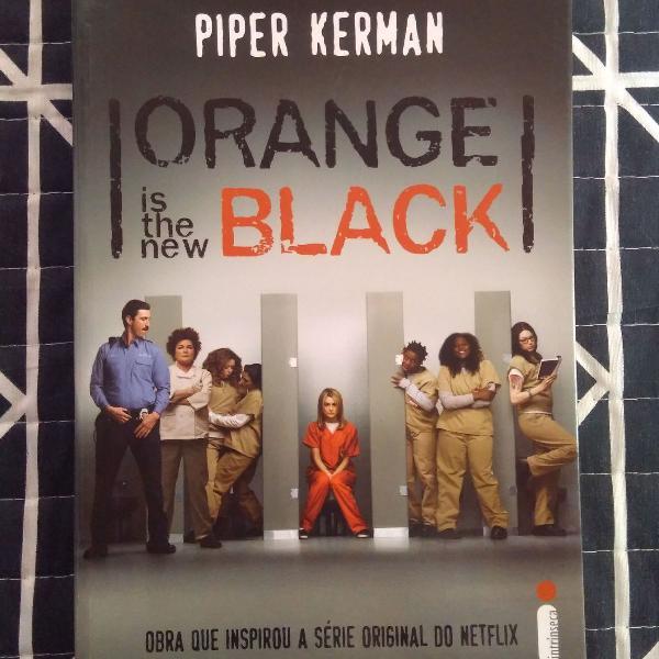 Livro Orange is the New Black
