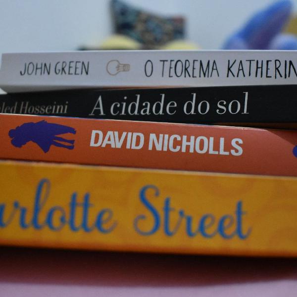 Livros de literatura estrangeira