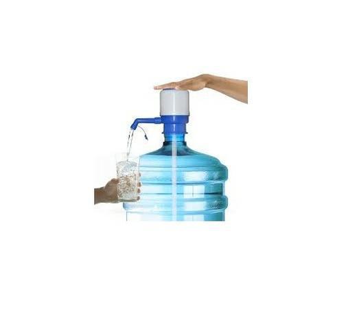 NOVO) Bomba para galão de água de 10 e 20 litros