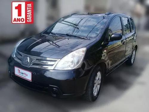 Nissan Livina 1.6 16V Flex Fuel Mec.