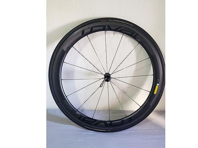 Rodas Roval CL50 Carbon