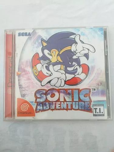 Sonic Adventure Tectoy Dreamcast Original Campinas