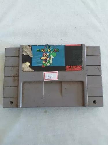 Super Mario World Original Snes Campinas