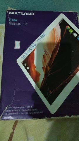 Vendo ou troco tablet Multilaser 10 polegadas
