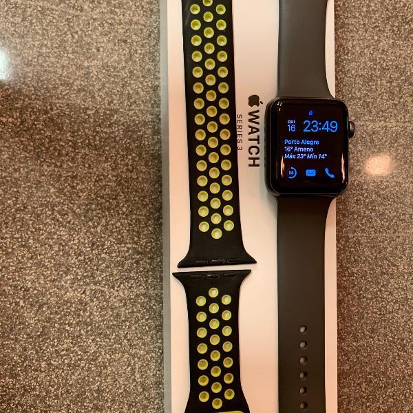 apple watch série 3/ 42mm
