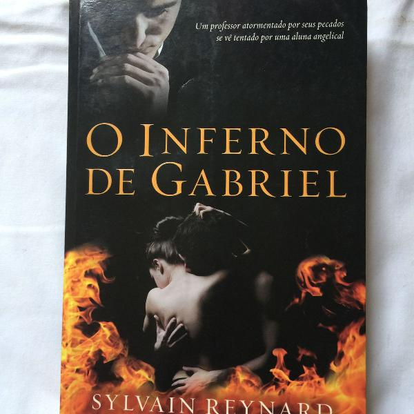 dois livros série o inferno de gabriel
