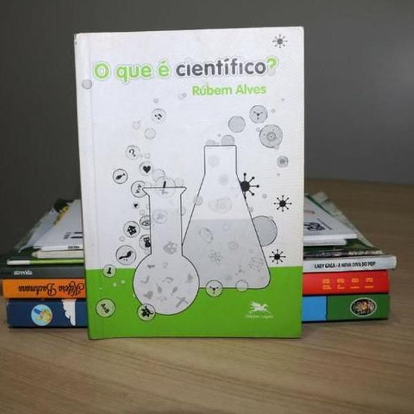 livro o que é científico