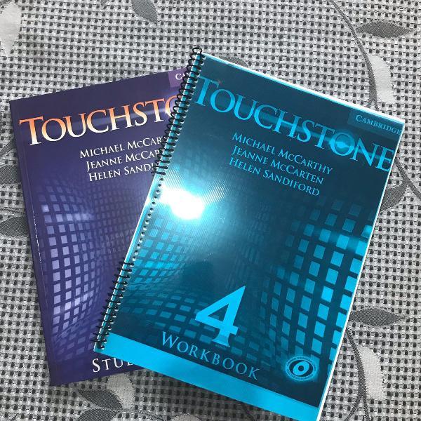 livro touchstone 4