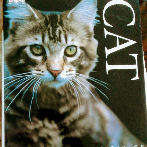 livro ultimate cat de David Taylor editora inglesa dk