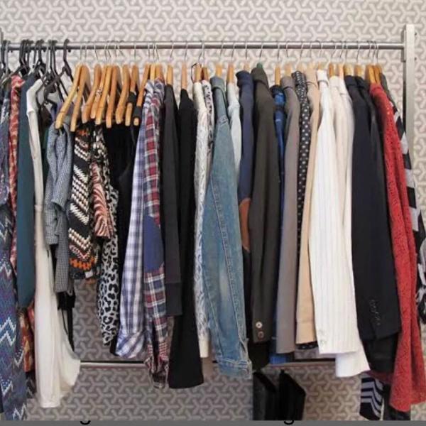 lote de roupas masculinas de camisas de manga comprida