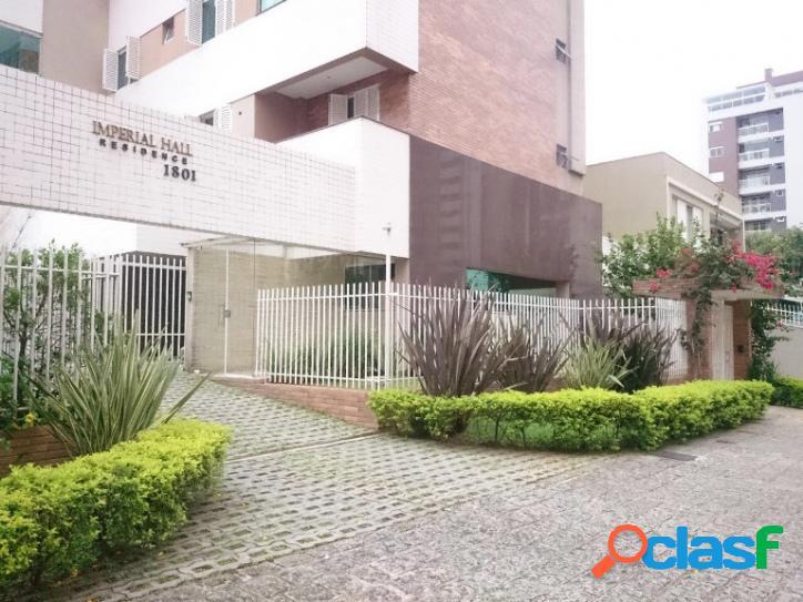 Apartamento mobiliado no bairro Champagnat - Curitiba - PR