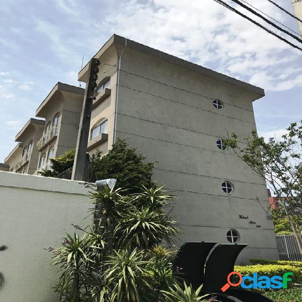 Apartamento semi mobiliado no bairro Ahú - Curitiba -