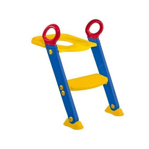 Assento Redutor Infantil para banheiro Com Escada auxilia no