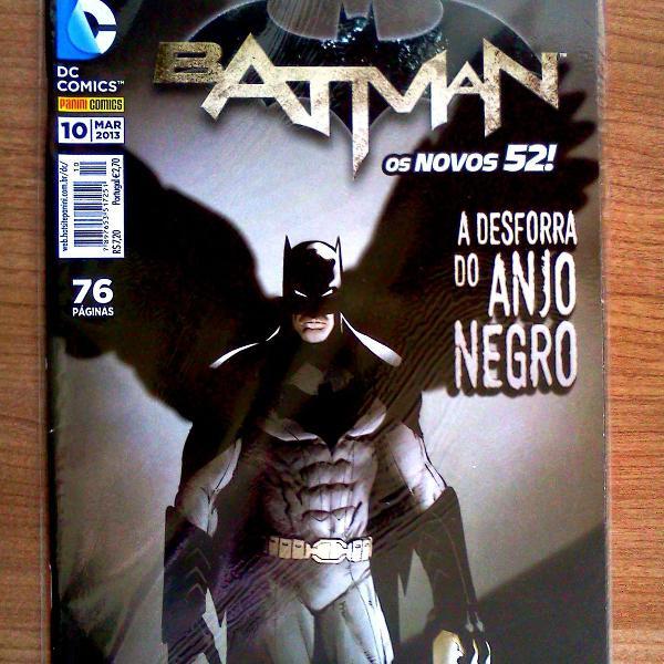 Batman Os Novos 52 Panini Nº 10 - Temos Outros números tb,